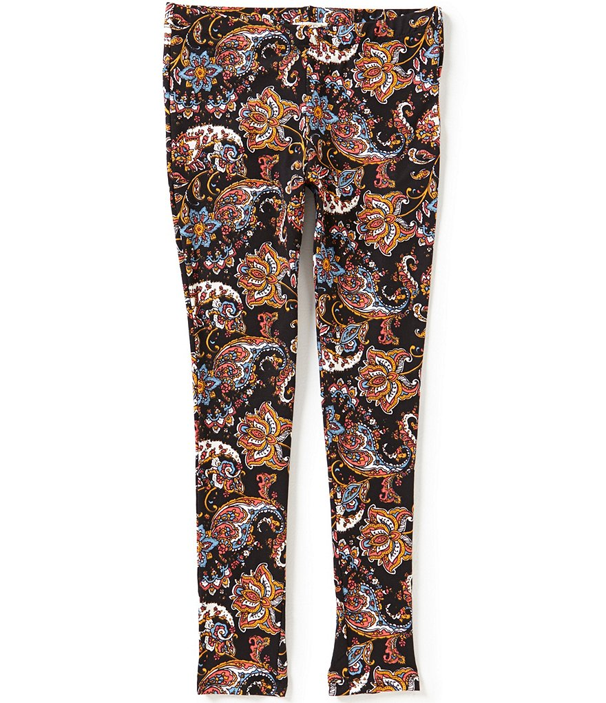 People's Project LA Big Girls 7-16 Michelle Printed Leggings