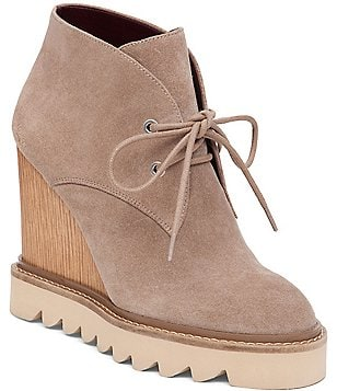 BCBGeneration Nariska Wedge Booties