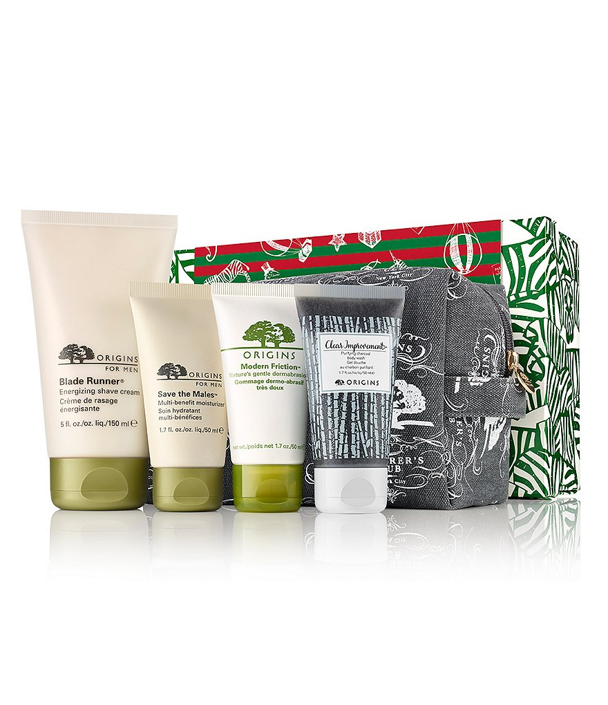 Origins Men´s Grooming Treats Set