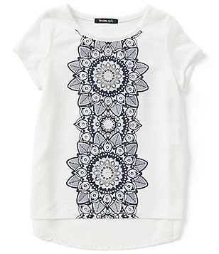 Takara Little Girls 4-6X Graphic-Print Tee