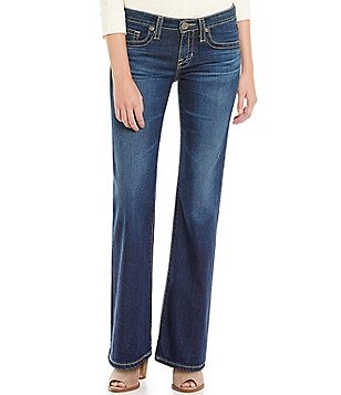 Big Star Remy Traditional Mid-Rise Bootcut Jeans