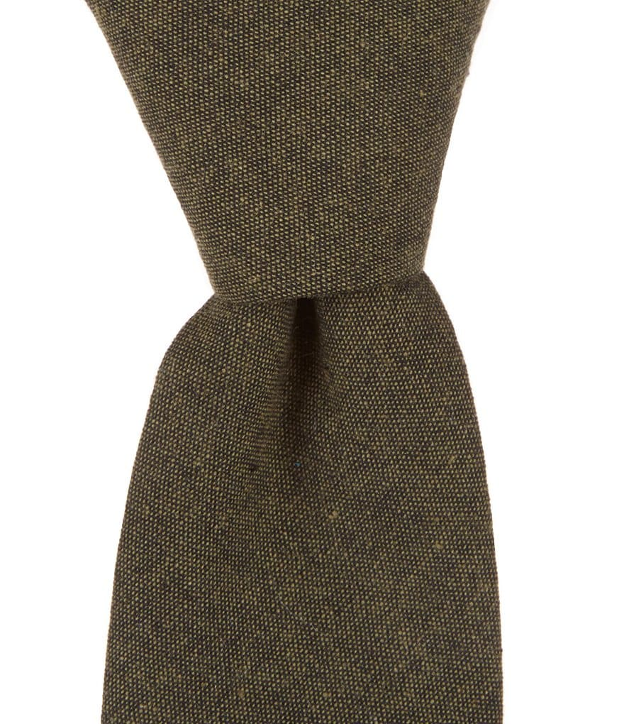 Original Penguin Brooke Solid Skinny Cotton Tie