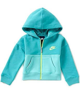Nike Little Girls 2T-6X Club Hoodie Jacket