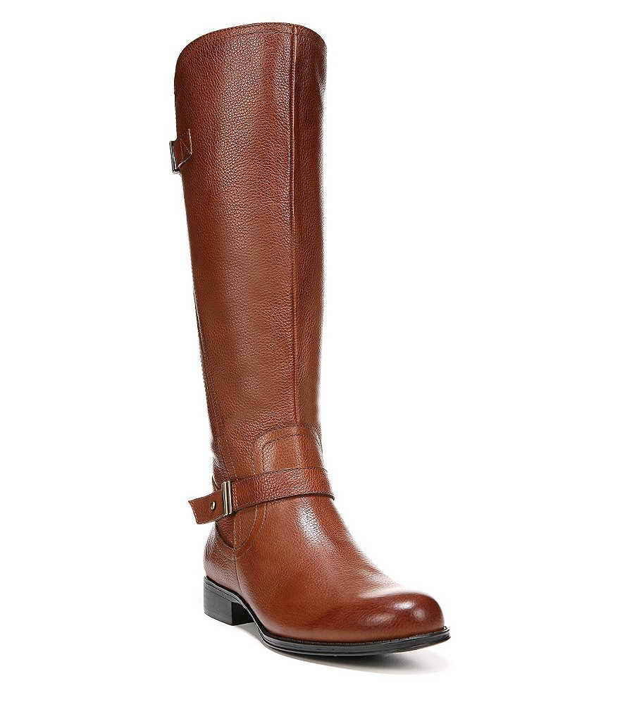Naturalizer Joan Tall Wide Calf Riding Boots