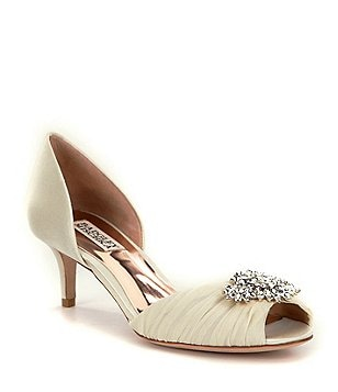 Badgley Mischka Caitlin d´Orsay Pumps