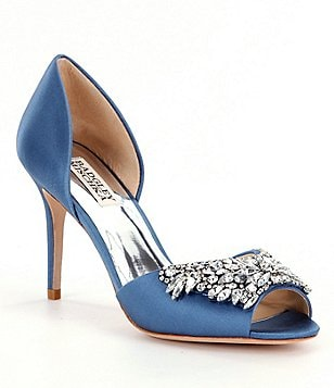 Badgley Mischka Candance d´Orsay Pumps