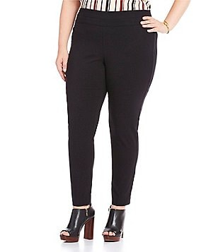 Gibson & Latimer Plus Pull-On Straight Leg Pant