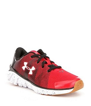 Under Armour Boy´s Scramjet PS Lace-Up Mesh Sneakers