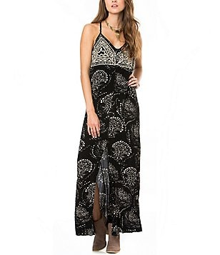 O´Neill Anissa Printed Maxi Dress