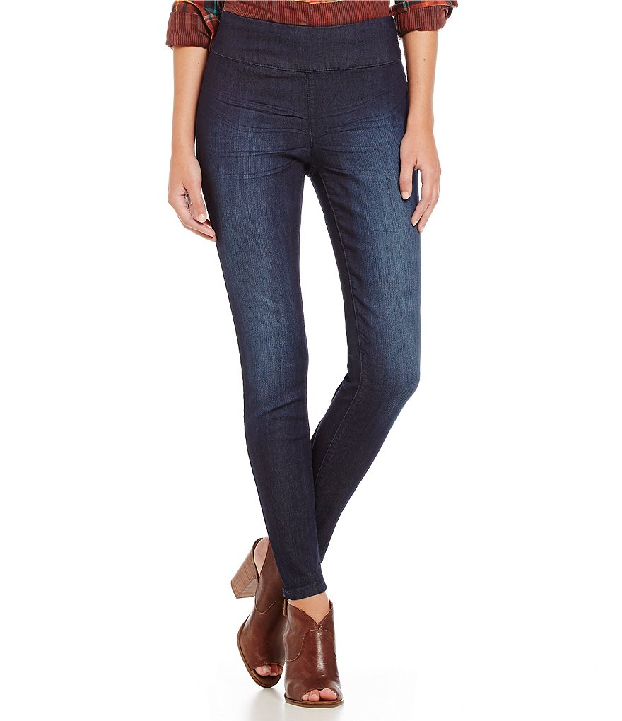 Tru Luxe Jeans Pull-On Ankle Leggings