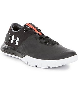 Under Armour Men´s Charged Ultimate TR Mesh Lace-Up Sneakers