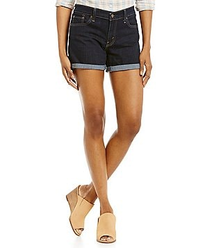 Levi´s® Mid Length Rolled Shorts