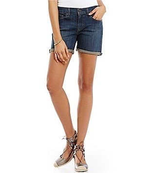 Levi´s® Rolled Mid-Length Shorts