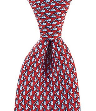 Brooks Brothers Printed Traditional Silk Tie