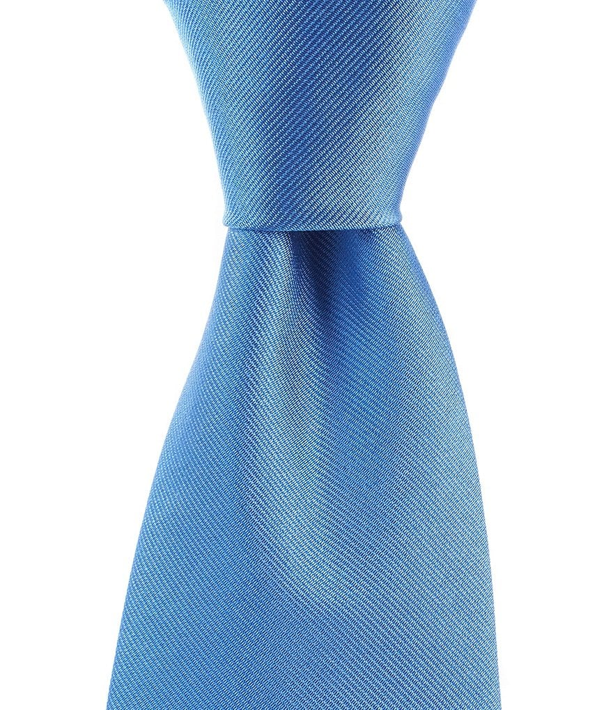 Brooks Brothers Solid Traditional Silk Tie