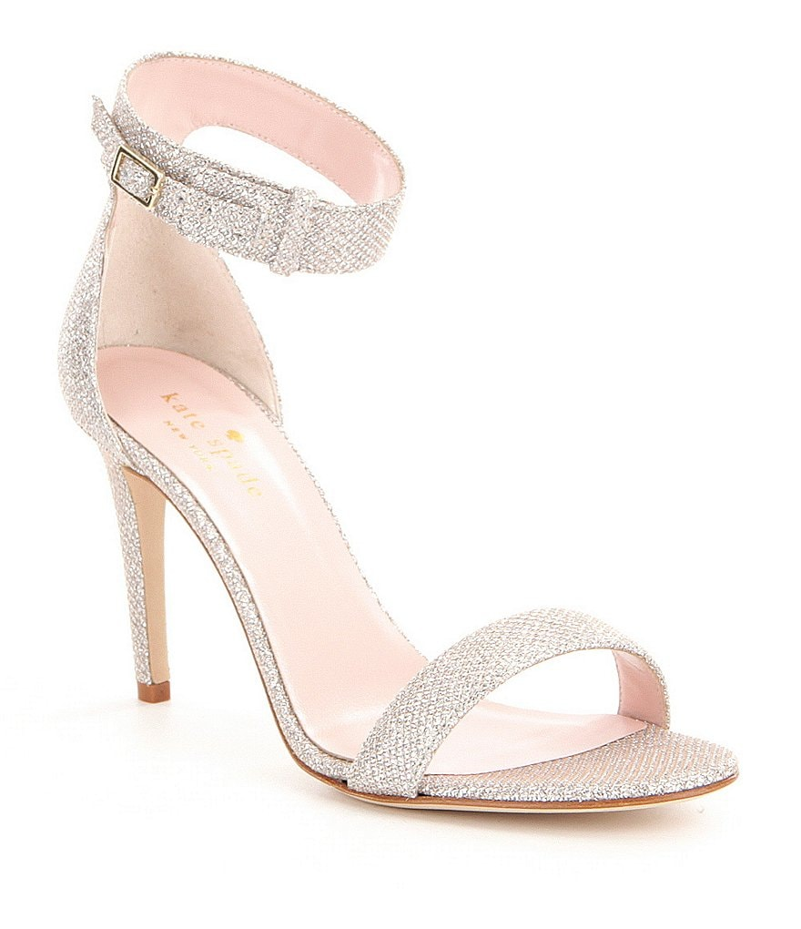 kate spade new york Isa Buckle Closure Dress Sandals