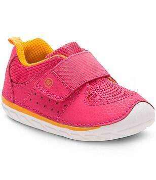 Stride Rite Girl´s Ripley Leather Slip-On Sneakers