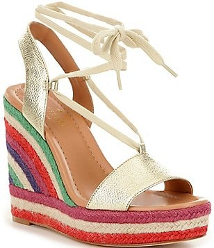 kate spade new york Daisey Too Rainbow Espadrilles