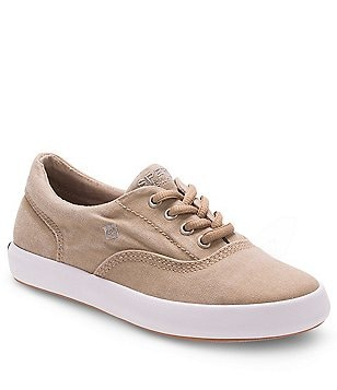 Sperry Boy´s Wahoo Lace-Up Canvas Sneakers