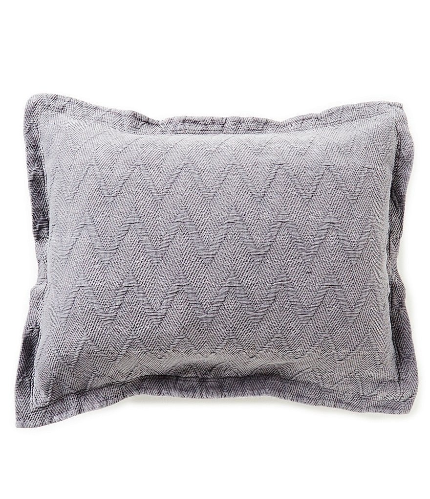 Moderne by Noble Excellence Lawton Herringbone Geometric Sham