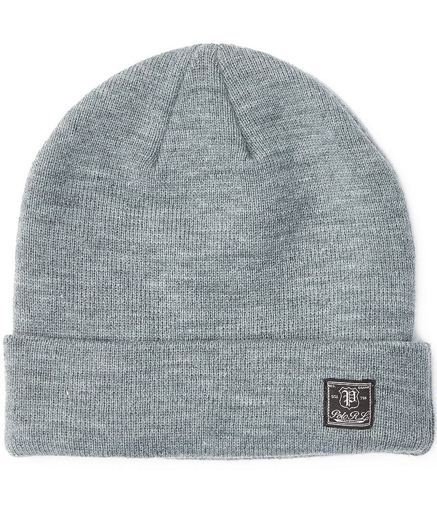 Polo Ralph Lauren Big & Tall Cuffed Knit Hat