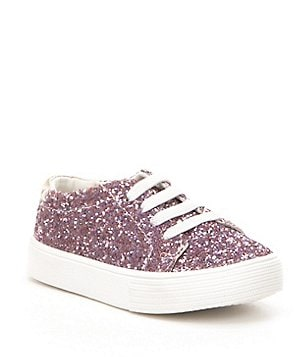 Kenneth Cole Reaction Girl´s Kam Glitter Lace Up Sneakers