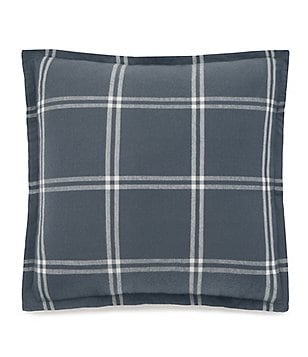 UGG® Flannel Luxe Windowpane Euro Sham