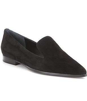 Guess Loriana Suede Slip-On Flats
