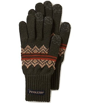 Pendleton Wool-Blend Tech Gloves
