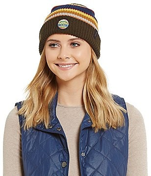 Pendleton National Parks Collection Striped Beanie