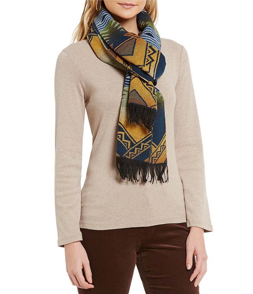 Pendleton National Parks Collection Wool Jacquard Muffler
