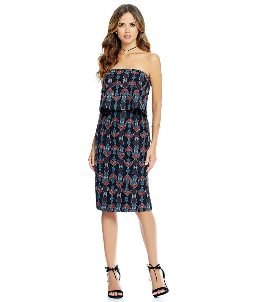 Gianni Bini Clover Novel Lace 2 Piece Set