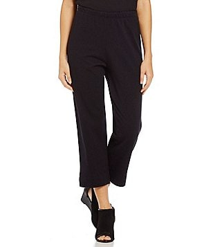 Bryn Walker Cropped Solid Jersey Pants