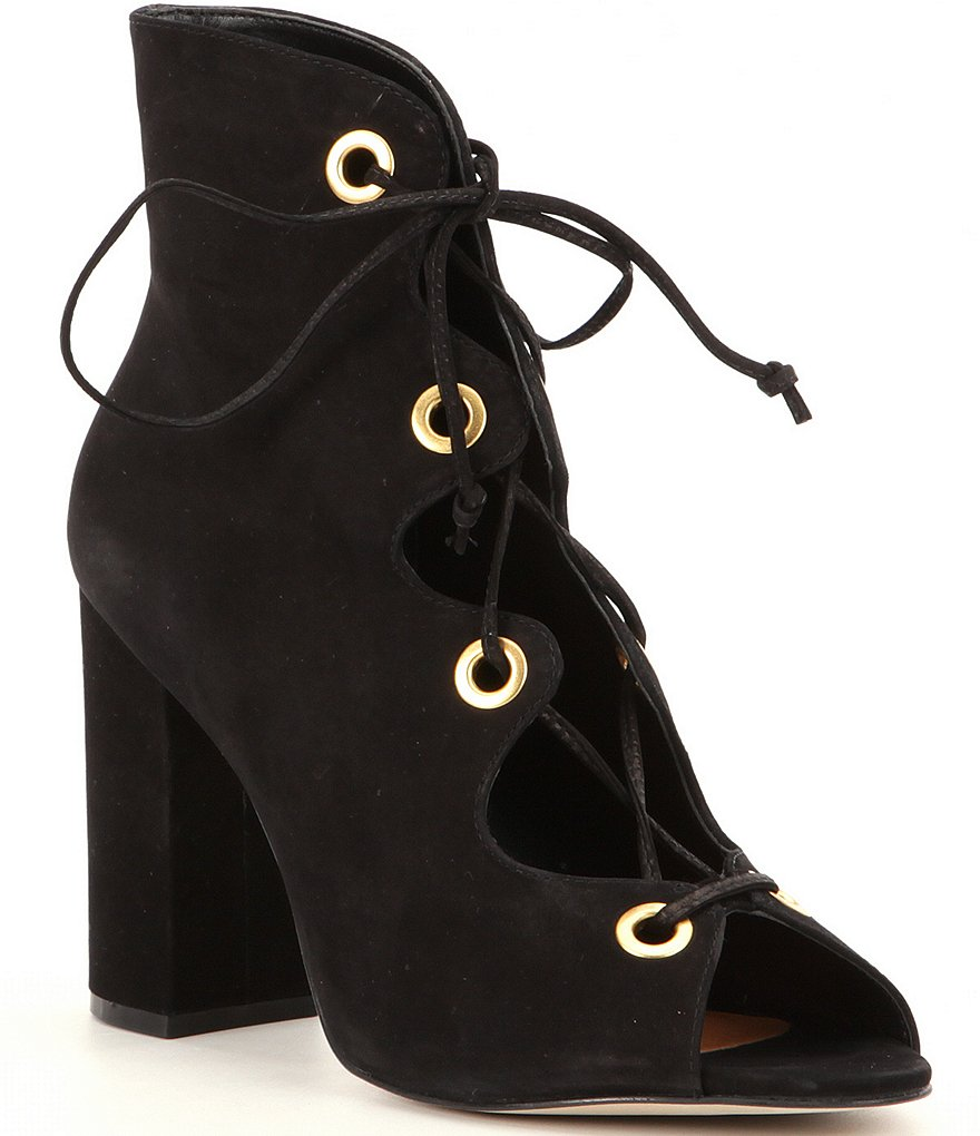 Steve Madden Carusso Lace-up Booties