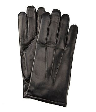 Fownes Classic Thinsulate-Lined Leather Gloves