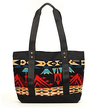 Pendleton Small Canvas Tote