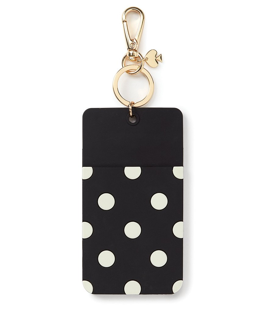 kate spade new york Why Hello There ID Holder with Clip