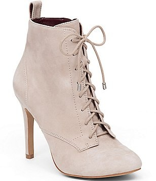BCBGeneration Banx Lace-up Booties