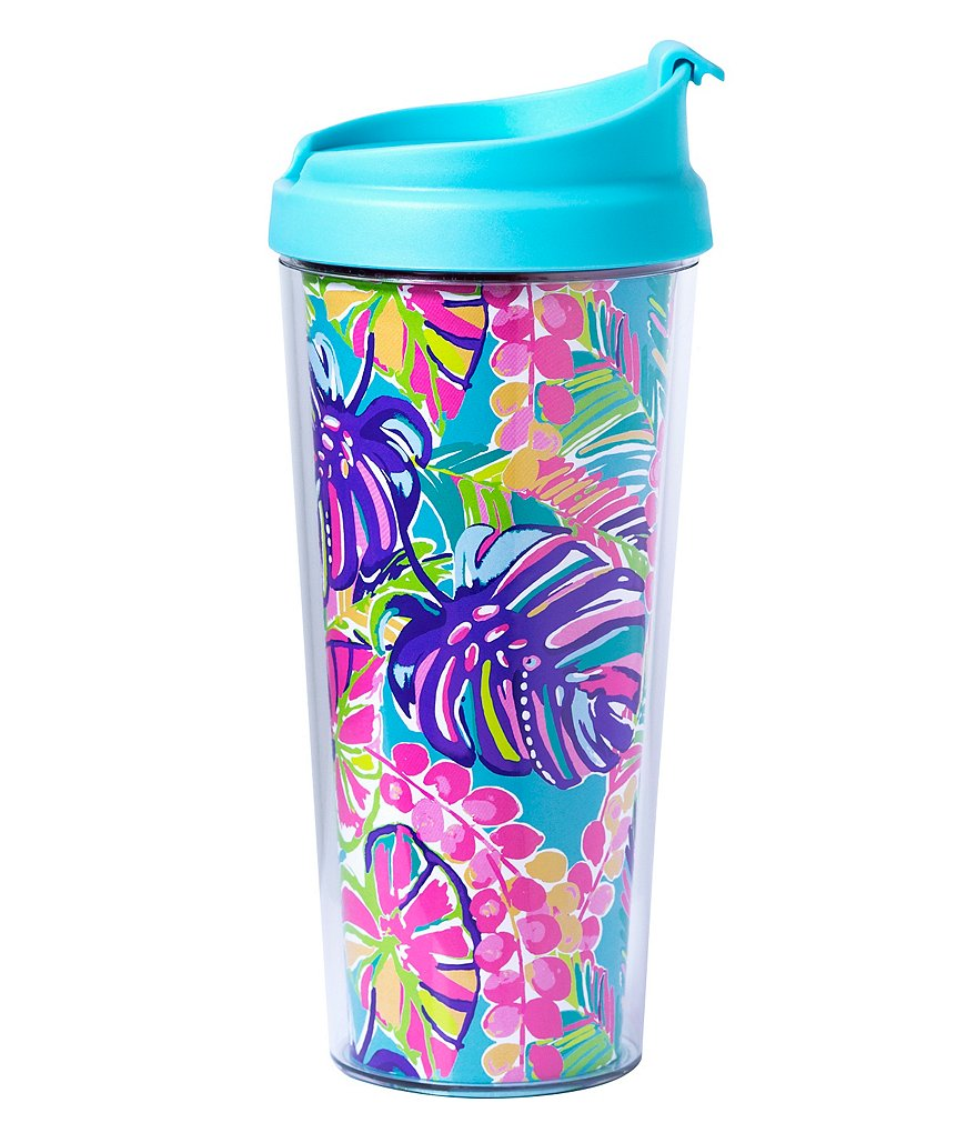 Lilly Pulitzer Exotic Garden Thermal Mug