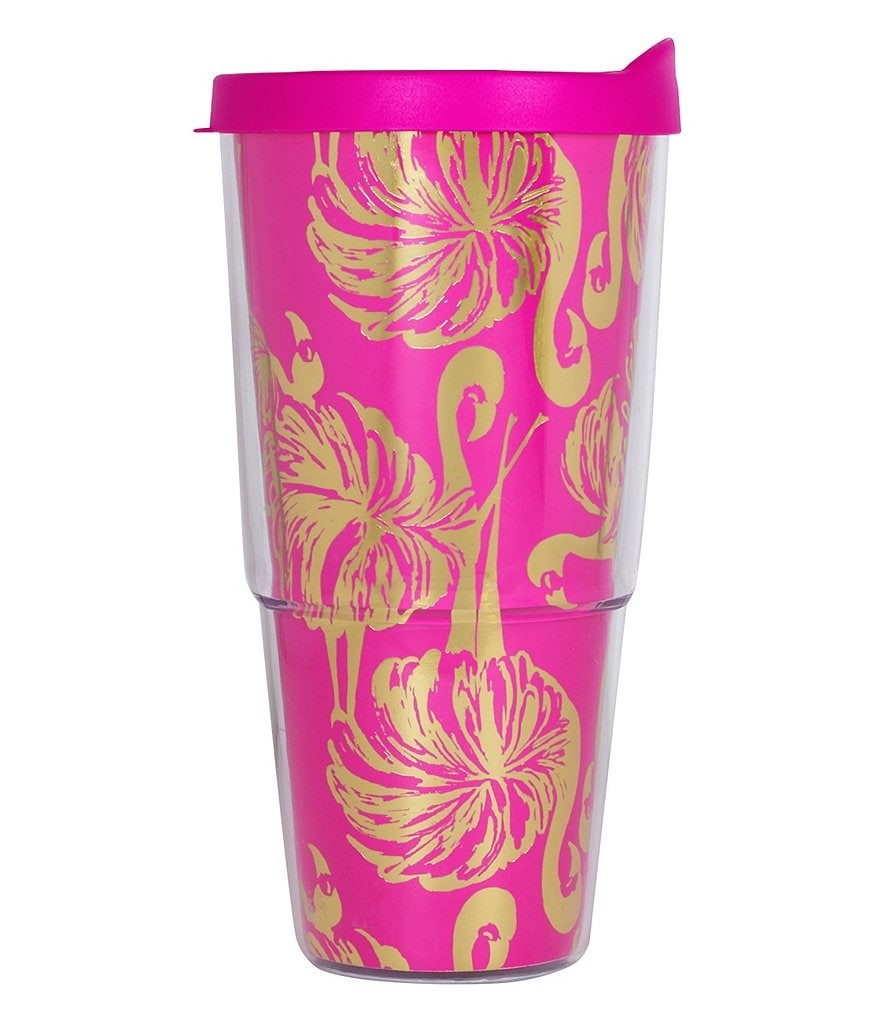 Lilly Pulitzer Gimme Some Leg Insulated Tumbler