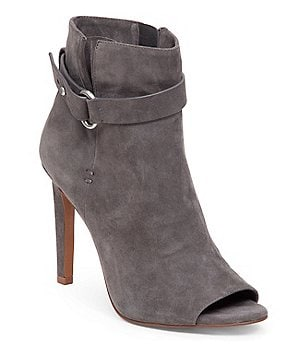 BCBGeneration Cassia Peep Toe Booties