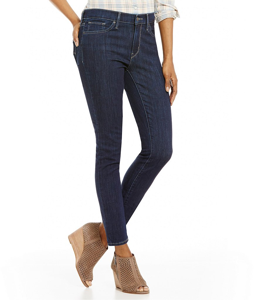 Levi´s® Slimming Ankle Skinny Jeans | Dillards