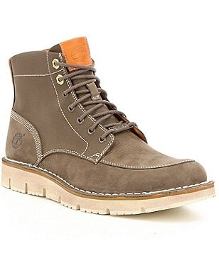 Timberland Men´s Westmore Premium Nubuck Lace Up Boots