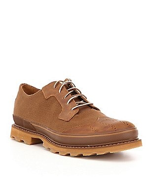 Sorel Men´s Madson Waterproof Leather Lace Up Wingtip Casual Shoes