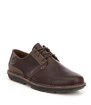 Timberland Men´s Coltin Tanned Leather Water-Resistant Lace-Up Oxfords