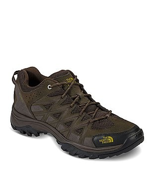The North Face Storm III Low Breathable Mesh Lace Up Hiking Shoes