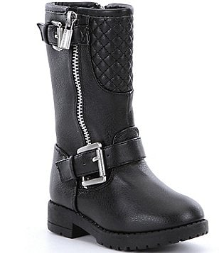 MICHAEL Michael Kors Girl's Dhalia Leah-T Tall Boot