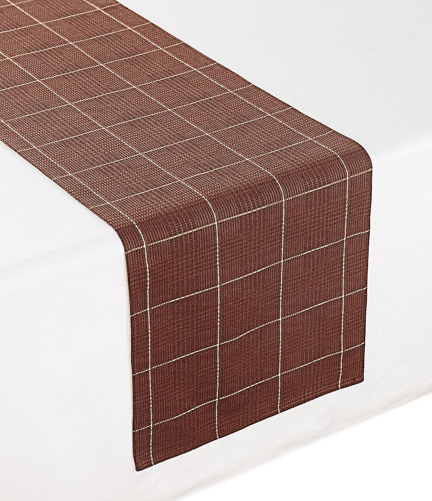 Southern Living Glen Plaid Table Linens
