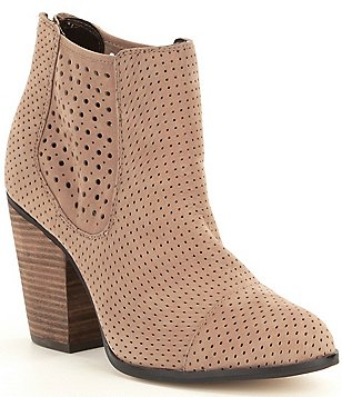 Adam Tucker by Me Too Frankee Perforated Booties