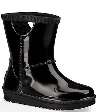 UGG® Kid´s Rahjee Rubber Waterproof Pull On Rainboots